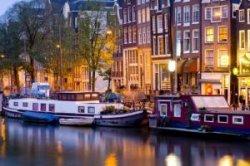 Нидерланды строят колесо обозрения на пирсе