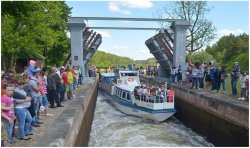 Александр Лукашенко: Туристы повезли деньги на Августовский канал