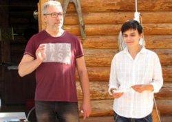 Першы міжнародны літаратурны open-air-фестываль прайшоў на Пастаўшчыне