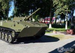В Докшицах создают парк боевой славы