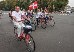 21 сентября в Налибокской пуще на Воложинщине пройдет дипломатический велопробег