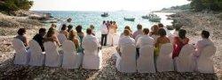 В Хорватии открылся свадебный курорт