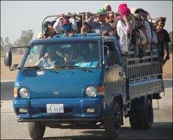 В Камбодже 80% водителей работают под воздействием наркотиков