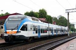 С 19 сентября отменили дневной поезд Минск—Вильнюс