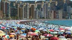 Летний туризм в Европу «просел» везде, кроме Испании