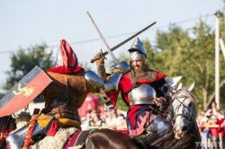 Фестиваль средневековой культуры прошел в Мстиславле