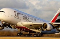 Emirates начинает взимать плату за бронирование места