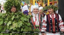 Фестиваль этнокультурных традиций «Зов Полесья» (фоторепортаж)