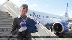 28 сентября в Минск прилетит второй васильковый самолет «Белавиа»