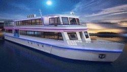 В Пинске завершается строительство первого белорусского круизного лайнера
