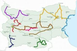 Болгария вывела в Сеть новые туристские маршруты