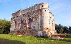 Наряду с замками и храмами оборонного типа в парке миниатюр может появиться синагога-крепость
