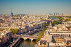 Париж вернет пешеходам набережную Сены