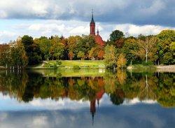 Полет над лесом и еще несколько причин заглянуть в Друскининкай осенью