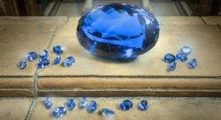 В лондонском Музее естествознания покажут самый большой голубой топаз