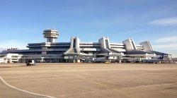 Строительство второй взлетно-посадочной полосы в Национальном аэропорту Минск завершат в 2018 году
