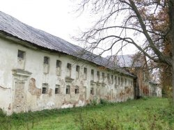 В Каменецком районе  корпус монастыря XVIII века был продан за одну базовую величину