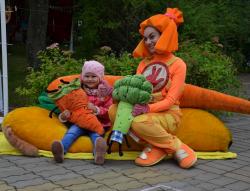 Выходные: экофестиваль «Пастернак», выставка «Материнство и Детство» и много вкусной еды