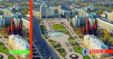 Комплект открыток Минск