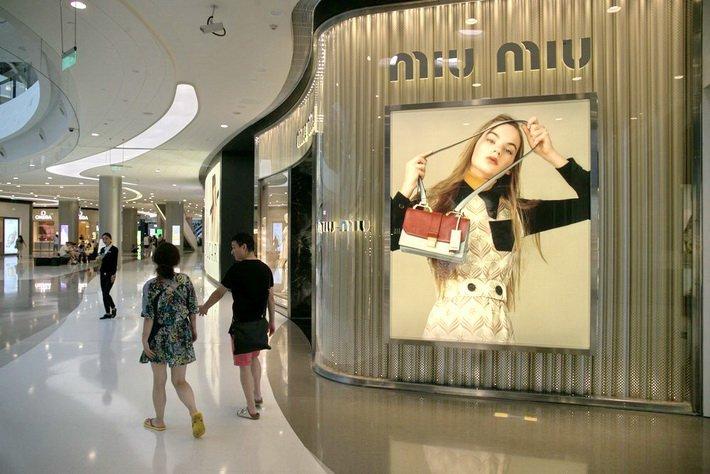 Все мировые марки в Haitang Bay Mall