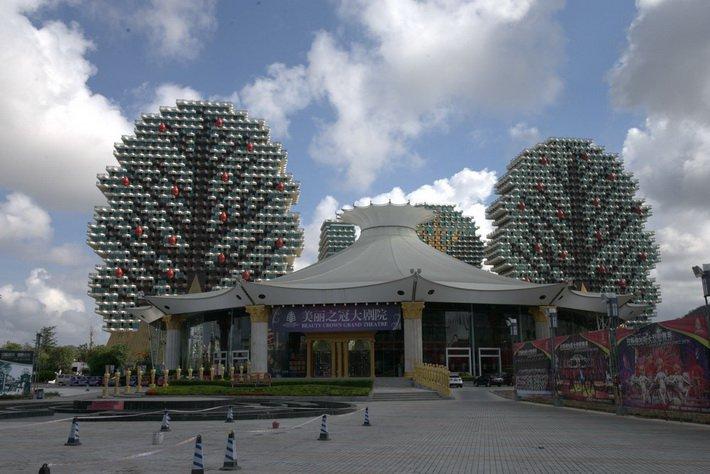 Комплекс апартаментов Beauty Crowne Hotel