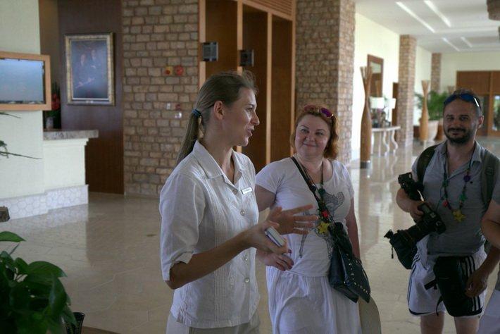 Наталья Медведева, менеджер по продажам Sanya Marriott Resort & Spa Hotel