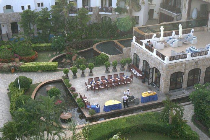 Фешенебельный отель побережья Саньи