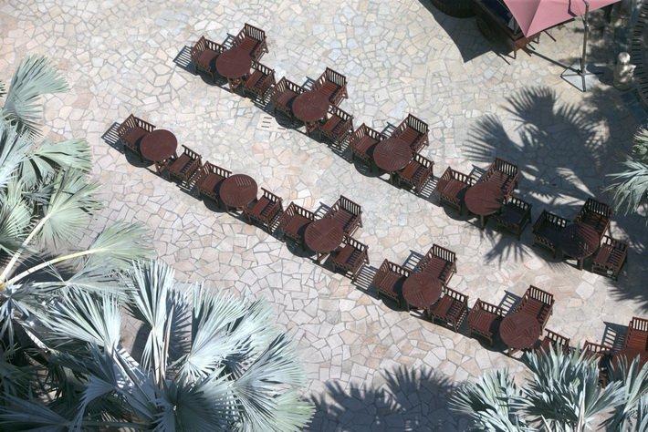 Отель Grand Soluxe 5, вид сверху*