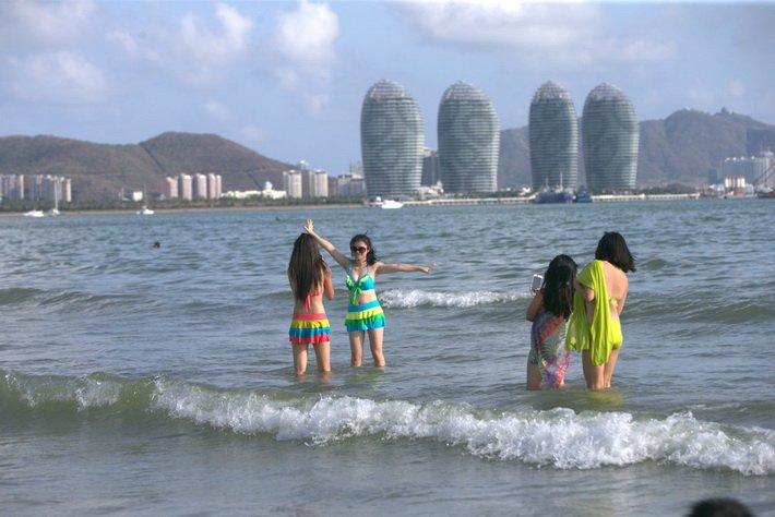 Ajnj c dbljv yf Phoenix Island Resort Sanya