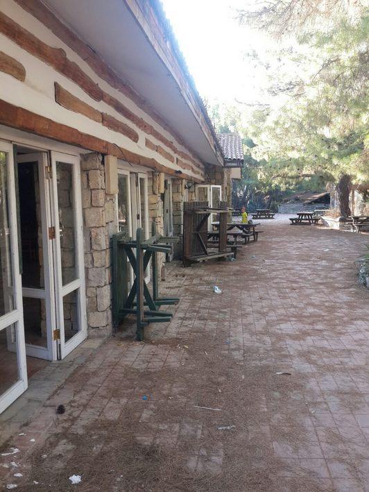 заброшенный турецкий отель