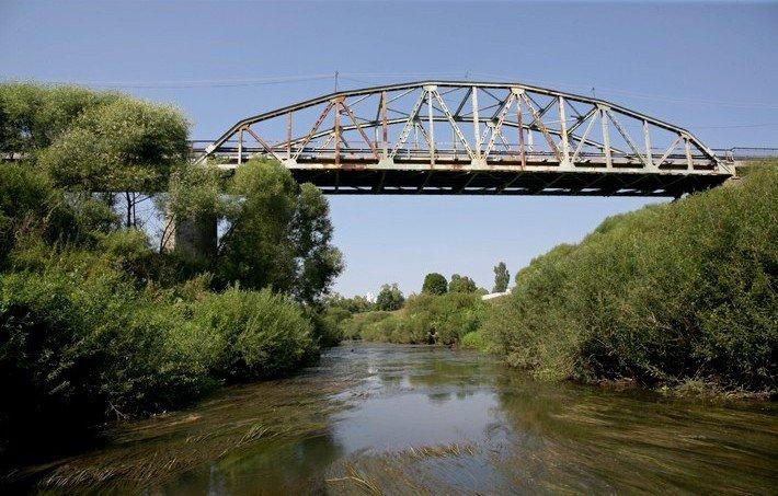 Друя старый мост