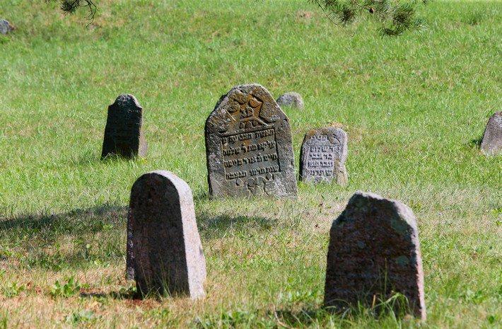 Друя еврейское кладбище