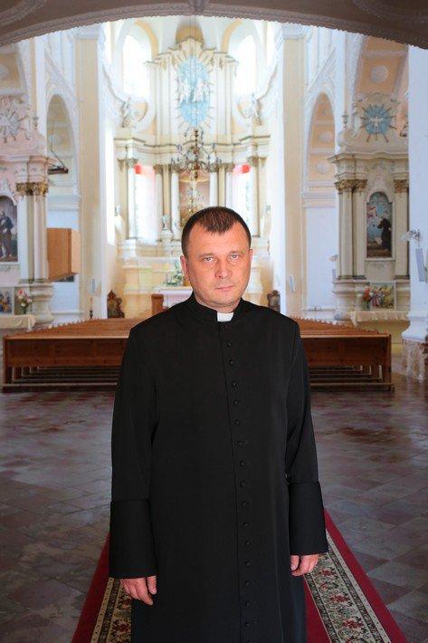 Друя, отец Сергей Суринович
