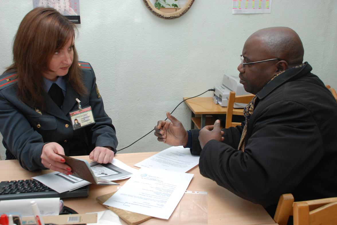 Регистрация иностранных граждан в Беларуси