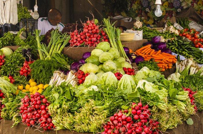 Самый старый рынок в Палермо – рынок Балларо. Sapori tours, винные и гастрономические туры