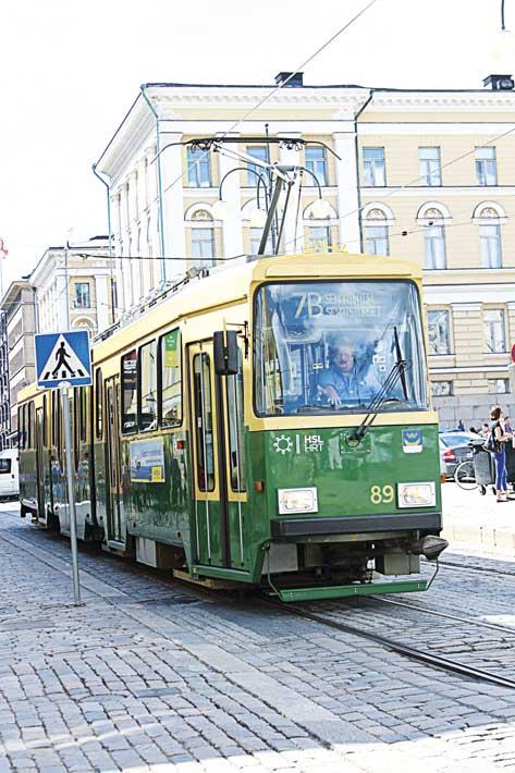 Хельсинки в течение суток.