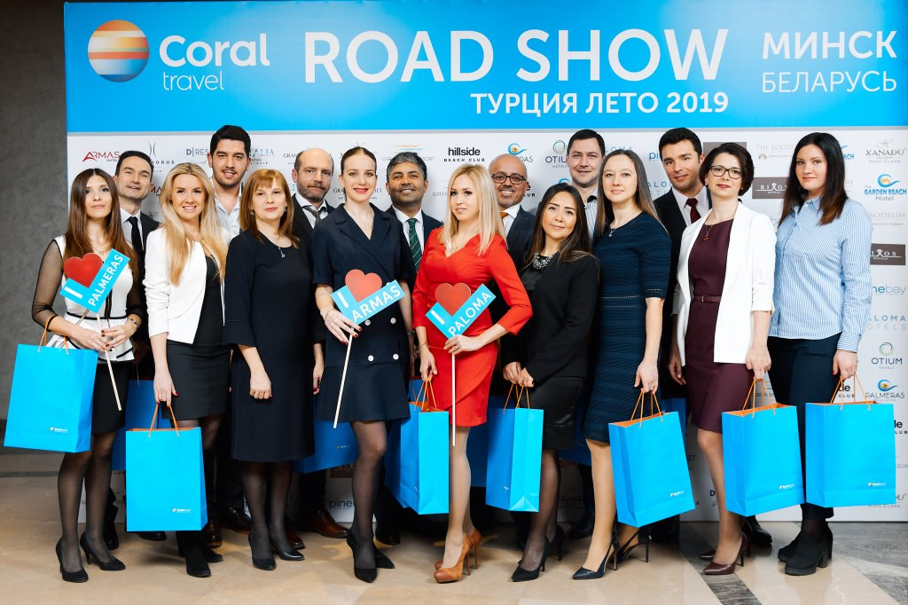 CORAL TRAVEL ROAD SHOW TURKEY