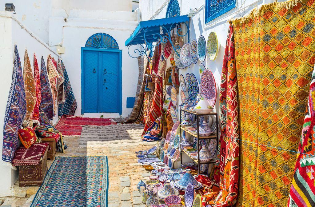 Торговля в Тунисе