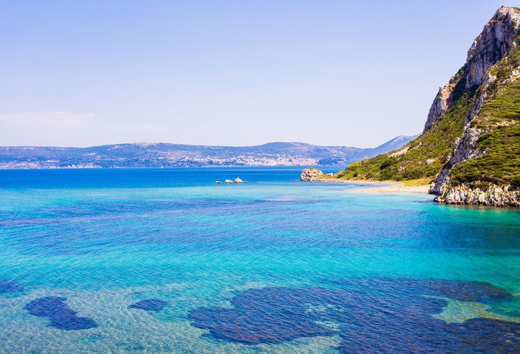 seascape of Ionion sea, Navarino bay, Peloponnese_shutterstock_244206583.jpg
