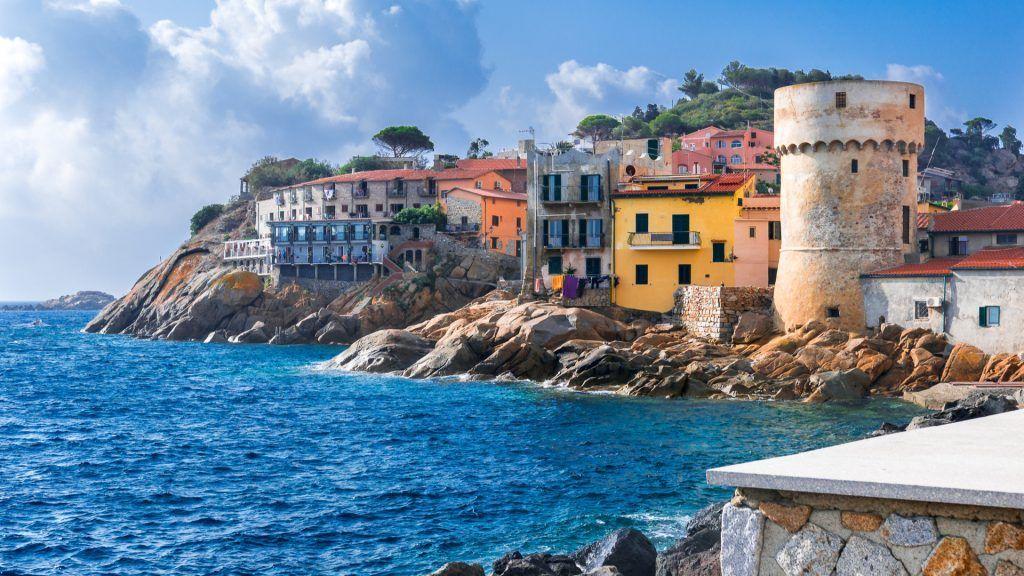 """6 """"секретных"""" итальянских островов без толп туристов"""