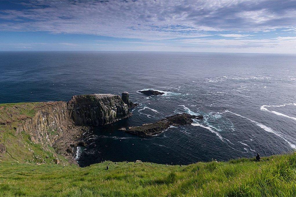 Для туристов будут закрыты Фарерские острова из-за уборки мусора
